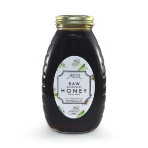 Astor Apiaries Buckwheat Raw Honey